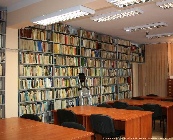 Biblioteka Elbląg: Wioletta Piasecka tym razem dla dorosłych: spotkanie w Kostce