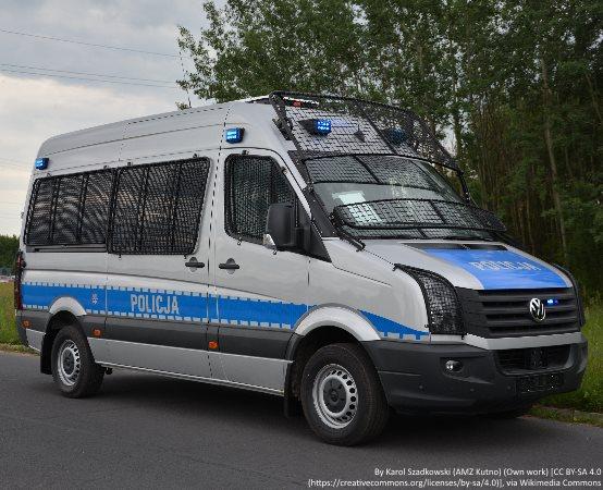 Policja Elbląg: Spowodował kolizję w stanie nietrzeźwym. Tłumaczył się, że świętował urodziny córki