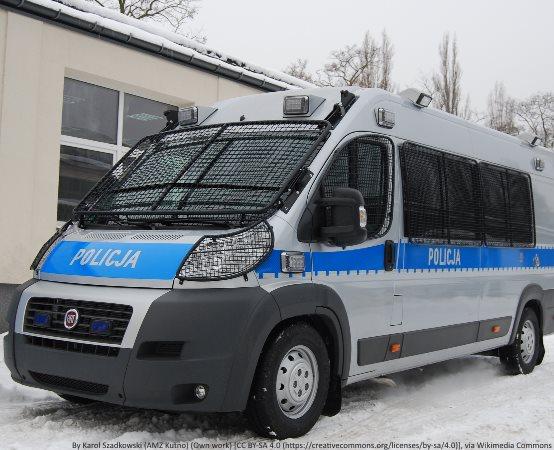 Policja Elbląg: Pasłęk: Pijany kierujący zatrzymany przez patrol policji
