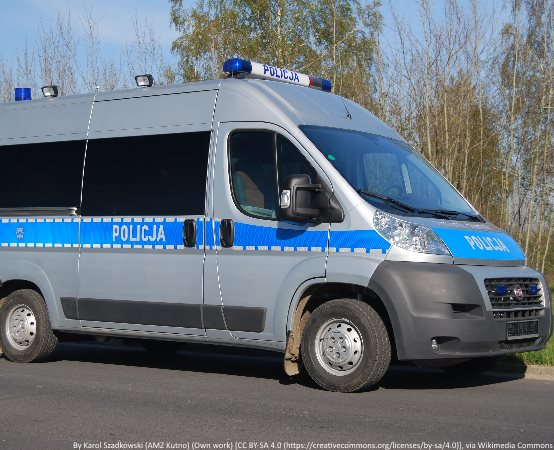 Policja Elbląg: Pasłęk: Śmiertelne zdarzenie na drodze w513